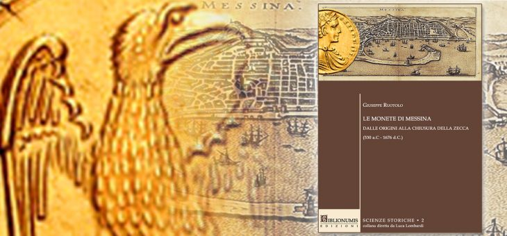 """""""Le monete di Messina"""": il nuovo libro di Giuseppe Ruotolo"""