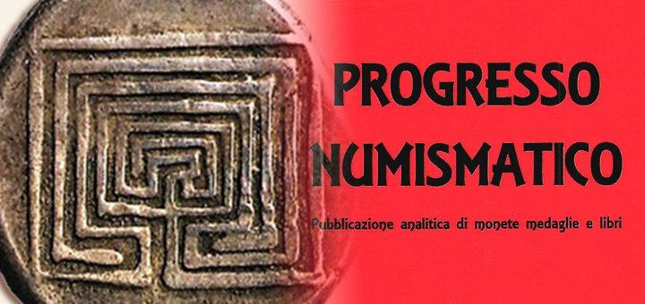 """""""Progresso Numismatico"""": il nuovo periodico della Società Mediterranea di Metrologia Numismatica"""