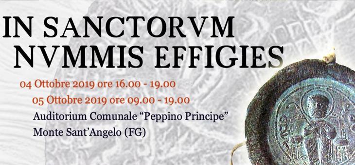 "Secondo Incontro Culturale Numismatico nel Parco Nazionale del Gargano: ""In sanctorum nummis effigies"", Monte Sant'Angelo, 4-5 ottobre 2019"