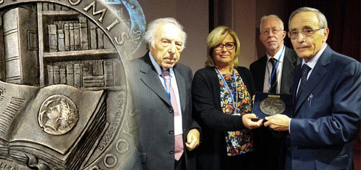 """Premio """"Biblionumis"""": la seconda edizione vinta dal professor Giancarlo Alteri"""