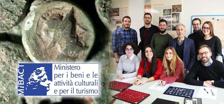 Le monete di Elea/Velia. Un restauro per la conoscenza e la valorizzazione del patrimonio archeologico della città di Parmenide