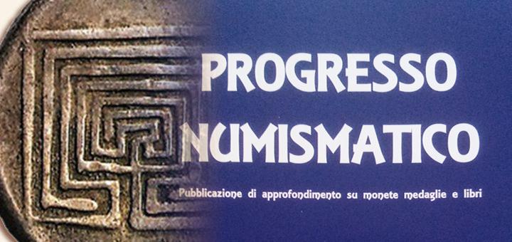 """""""Progresso Numismatico"""": pubblicato il primo numero del 2020"""