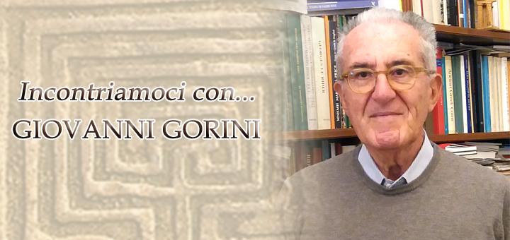 Incontriamoci con… Giovanni Gorini