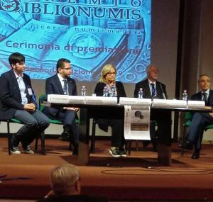Da sinistra: il dottor Domenico Moretti, il dottor Luca Lombardi, la dottoressa Eugenia Vantaggiato, il dottor Giuseppe Ruotolo, il professor Giancarlo Alteri
